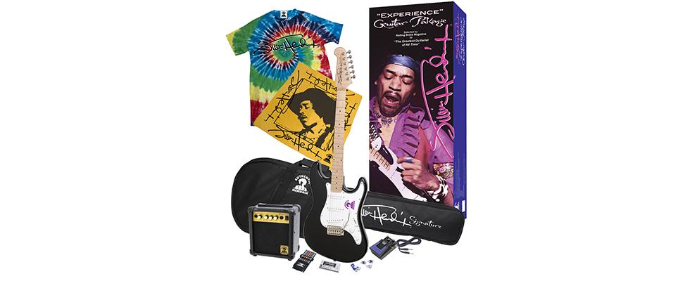 A Jimi Hendrix Signature line 2011