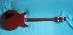 Hamer Studio Custom back