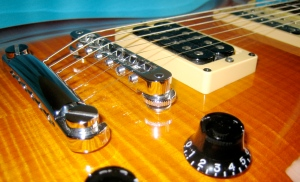 Hamer Studio Custom bridge