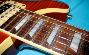 Hamer Studio Custom inlays