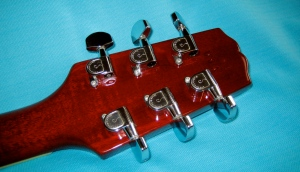 Hamer Studio Custom tuners