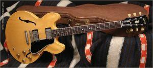 59GibsonES-335Blonde