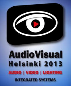 AudioVisual 2013 – Logo