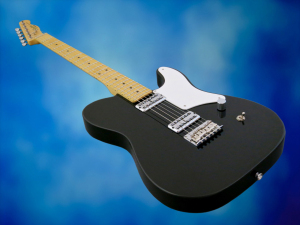 Squier Cabronita Telecaster – beauty shot 2